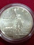"""Монета """"Доллар"""", 1986 г., фото №2"""