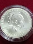 """Монета """"Доллар"""", 1990 г., фото №2"""