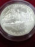 """Монета """"Доллар"""", 1990 г., фото №3"""