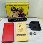 Детский микрокалькулятор Малыш в коробке. СССР, фото №3