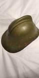 Каска, шлем пожарного СССР, модель М-103-61., фото №4