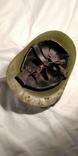 Каска, шлем пожарного СССР, модель М-103-61., фото №12