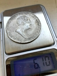10 злотых 1823 алюминий копия, фото №2