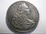 Медаль Добрых Заслуг. Польша 1738 год., фото №3