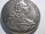Медаль Добрых Заслуг. Польша 1738 год., фото №4