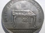 Медаль Добрых Заслуг. Польша 1738 год., фото №7
