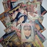 1985-1992 журнал КРЕСТЬЯНКА лот 45 шт., фото №2