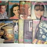 1985-1992 журнал КРЕСТЬЯНКА лот 45 шт., фото №4
