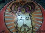 """2 Иконы в 1 лотеСв.хра.Николай"""",дерево,ручная работа,резьба и Св.Николая в рамке,освящены., фото №2"""