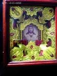 """2 Иконы в 1 лотеСв.хра.Николай"""",дерево,ручная работа,резьба и Св.Николая в рамке,освящены., фото №11"""