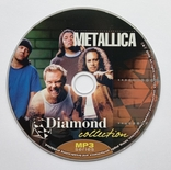 METALLICA. Daimond collection. MP3., фото №5