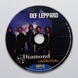 DEF LEPPARD. Daimond collection. MP3., фото №5