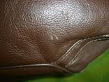 Сумка кожаная Hotter на плечо, фото №11