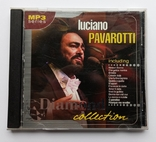 Luciano PAVAROTTI. Daimond collection. MP3., фото №2