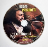 Luciano PAVAROTTI. Daimond collection. MP3., фото №5