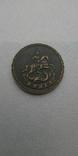Полушка 1757 года копия монеты, фото №2