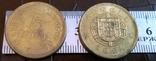 5 центаво 1924 року . Ангола КОЛОНІЯ - копія.Лот -1       шт, фото №2