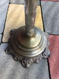 Старовинна лампа ,гарний стан, фото №8