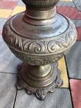 Старовинна лампа ,гарний стан, фото №10