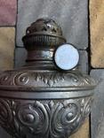 Старовинна лампа ,гарний стан, фото №11