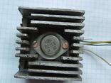 Радіатор з транзистором, фото №3