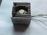 Радіатор з транзистором, фото №4