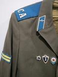 Китель рядового ВВС СССР 1972г., фото №5