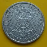 2 марки, 1903 год, Пруссия., фото №5