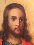 Икона Святая Троица 62*48, фото №3