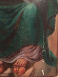 Икона Святая Троица 62*48, фото №9
