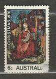 267 Австралия рождество 1970, фото №2