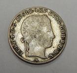 3 крейцера, 1838 г Австро-Венгрия, фото №3