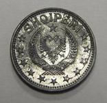 1/2 лека, 1947 г Албания, фото №3