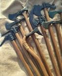 Коллекция копий бронзовых топоров, фото №5