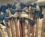 Коллекция копий бронзовых топоров, фото №6