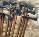 Коллекция копий бронзовых топоров, фото №7