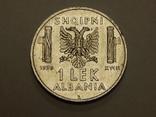 1 лек, 1939 г Албания, фото №2