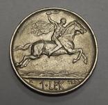 1 лек, 1926 г Албания, фото №2