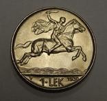 1 лек, 1930 г Албания, фото №2