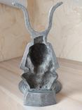 Пепельница алюминий фараон, фото №3