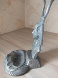 Пепельница алюминий фараон, фото №7