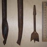 Інструмент деревообробний, 3 од., пер. пол. ХХ ст., фото №3