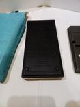 Калькуляторы Электроника Б3-23 в чехле и Sharp, фото №7