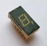 Индикатор АЛС321Б   1980 год, фото №3