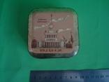Коробка от зубного порошка ВДНХ жесть ф-ка Свобода, фото №2