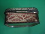 Коробка от зубного порошка ВДНХ жесть ф-ка Свобода, фото №8