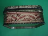 Коробка от зубного порошка ВДНХ жесть ф-ка Свобода, фото №9