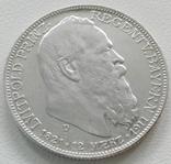 Бавария 2 марки 1911 года, фото №2
