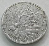 Бавария 2 марки 1911 года, фото №5