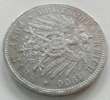 5 марок 1900 года, фото №5